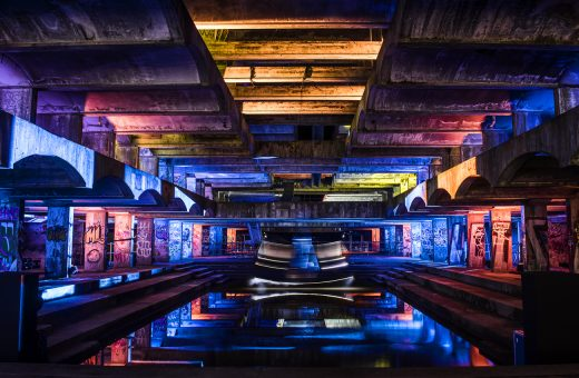 NVA's Hinterland at St Peter's Seminary Image: Alaisdair Smith