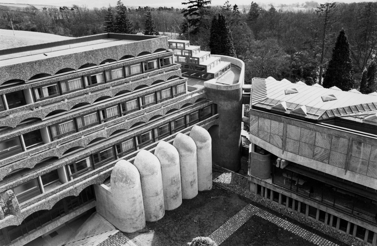 St Peter's seminary, 1960s. Courtesy of GSA Archives.