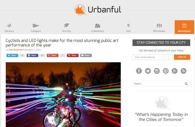ghost peloton urbanful review