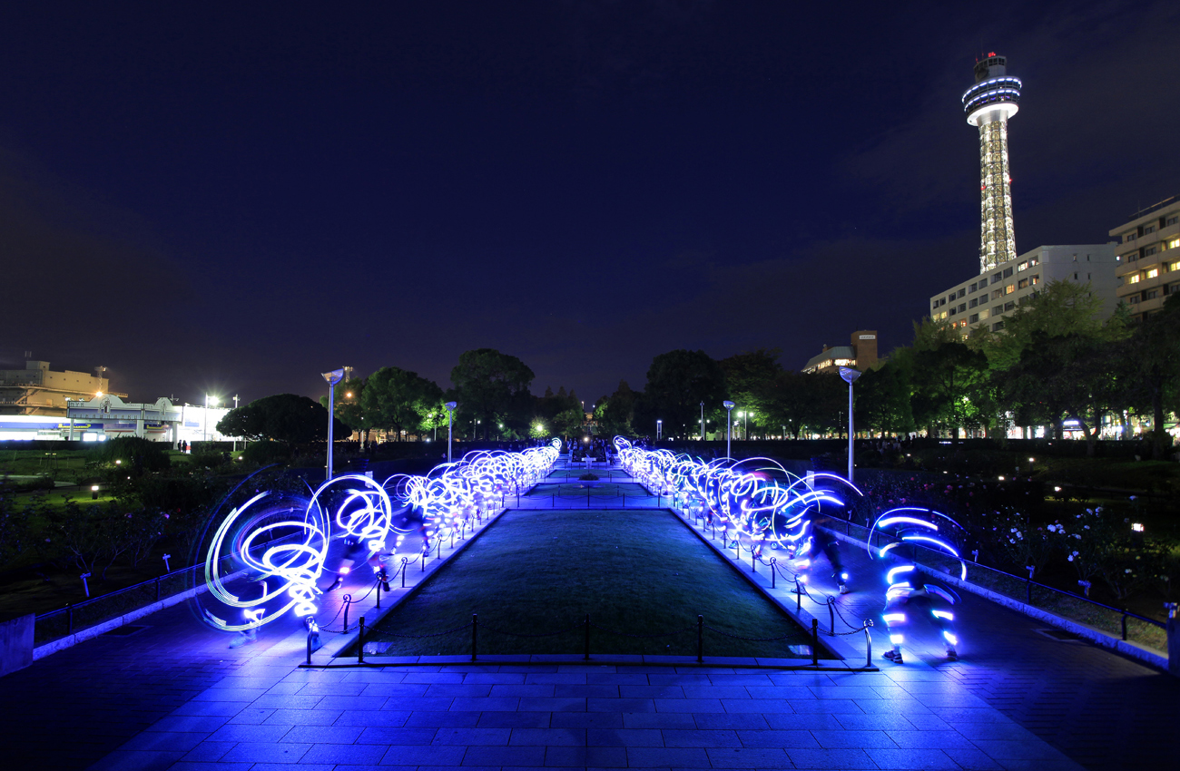 NVA's Speed of Light Yokohama. Photo: Amano Studio
