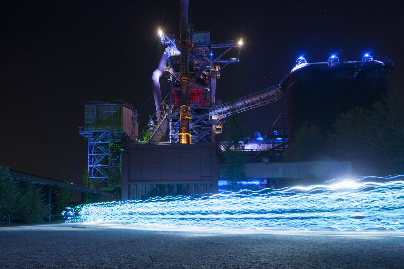 NVA's Speed of Light Ruhr. Photo: Alan McAteer