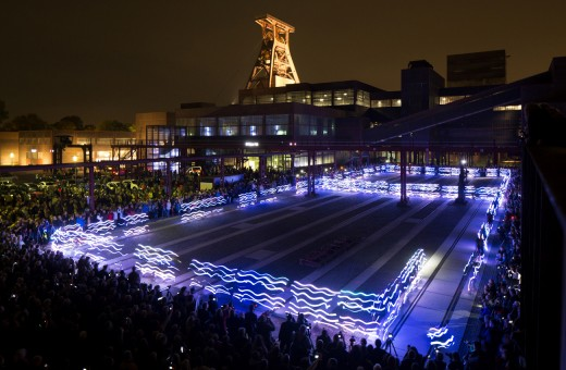 NVAs Speed of Light Ruhr. Photo: Alan McAteer