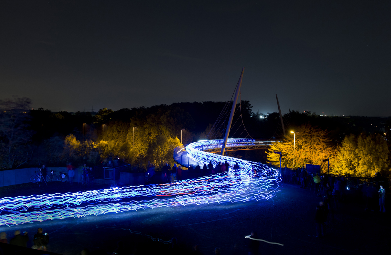 NVA's Speed of Light Ruhr. Photo: Christian Nielinger