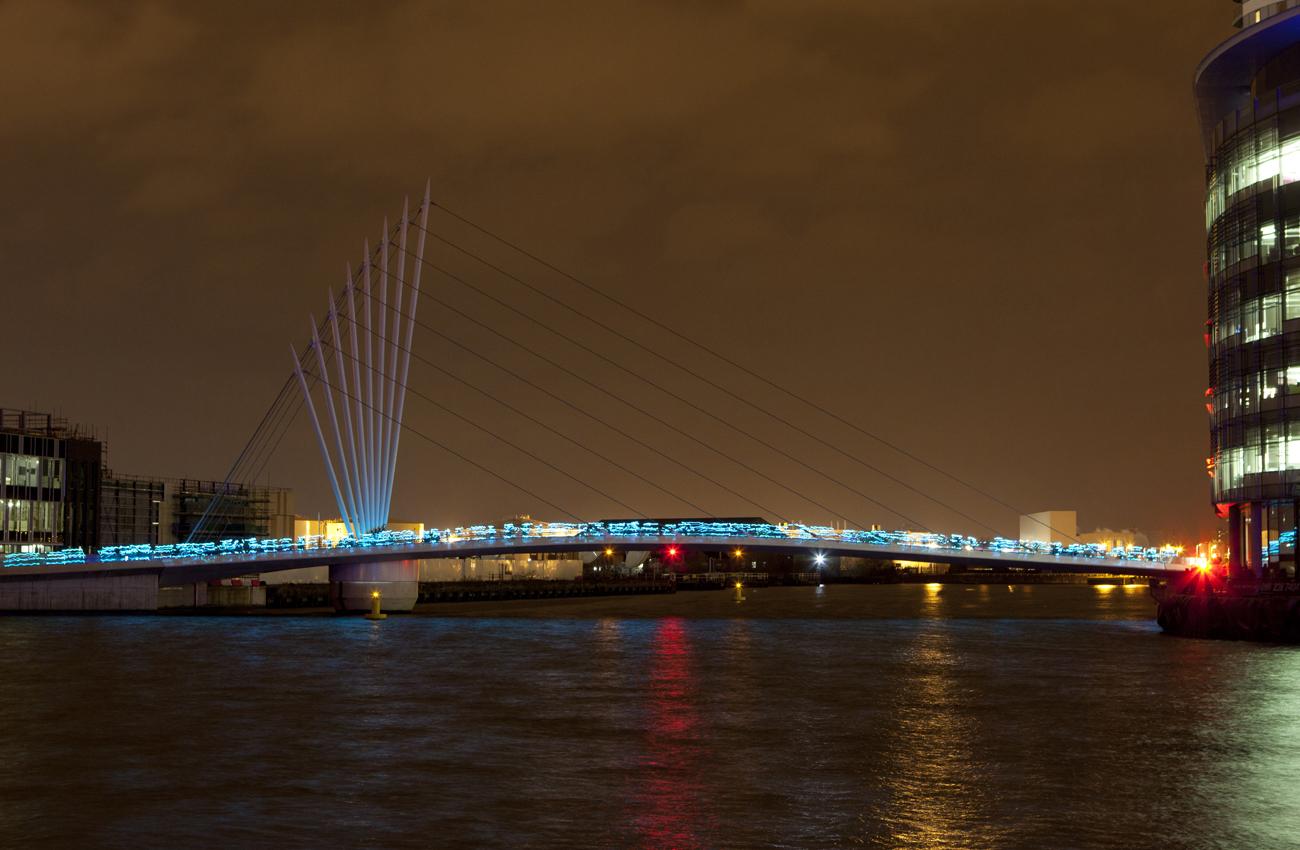 NVA's Speed of Light Salford. Photo: McAteer Photograph