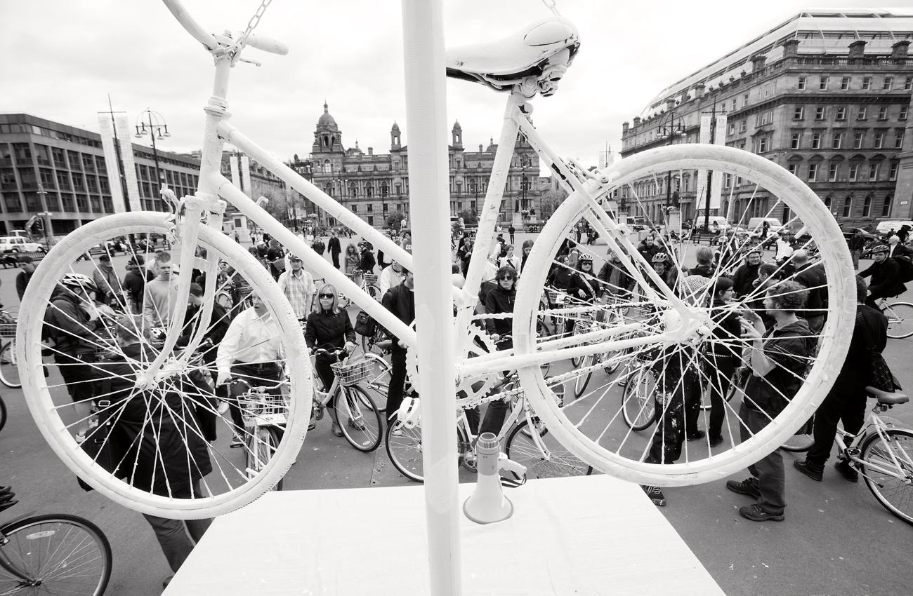 Witte Fietsenplan (White Bike Plan) – NVA