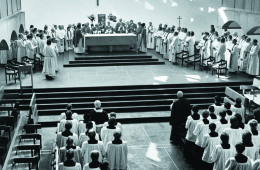 St Peter's Seminary Inauguration. Image: Archdiocese of Glasgow